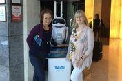 Hotel di Shanghai Andalkan Robot untuk Menyambut Tamu
