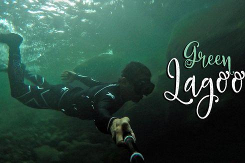 Sensasi Menyelam di Curug Ciampea dan Green Lagoon Bogor