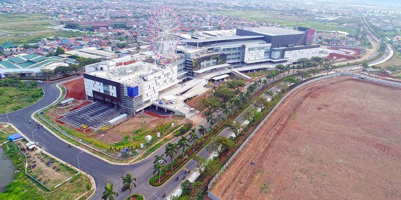Dua bulan lagi atau akhir September nanti AEON Mall Jakarta Garden City (JGC), Cakung, Jakarta Timur, akan mulai beroperasi.