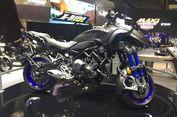 Ini Niken, Moge Roda Tiga dari Yamaha