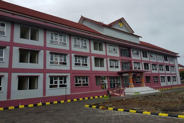 Rumah susun sewa (rusunawa) untuk aparatur sipil negara (ASN), TNI/Polri, di Bali.