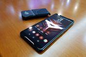 Asus Resmikan ROG Phone, Ponsel Gaming Pesaing Xiaomi Black Shark