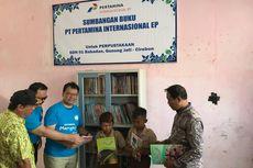 Pertamina International Sumbang Peralatan Sekolah untuk Siswa SD di Cirebon