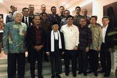 Cerita Ma'ruf Amin Bertanya ke Jokowi: Apa Saya Harus Ganti Kostum?