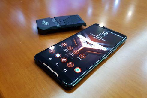 Asus ROG Phone 2 Bakal Jadi Ponsel Snapdragon 855 Plus Pertama