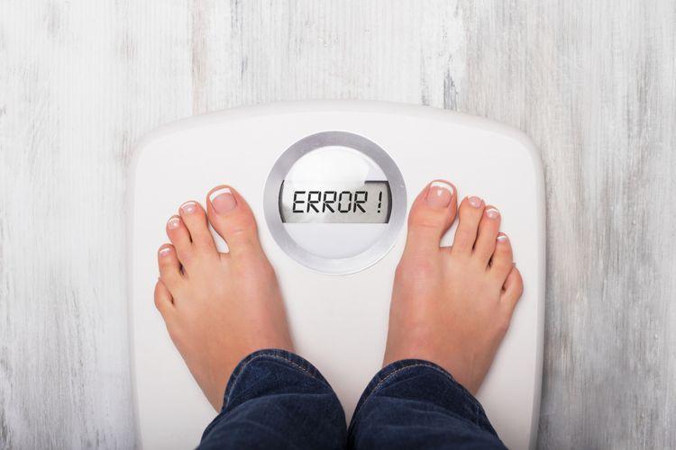 6 Trik Turun Berat Badan Tanpa Kelaparan