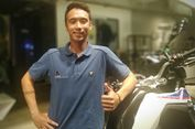 Ini Orang Indonesia Pertama yang Jadi Instruktur BMW Motorrad