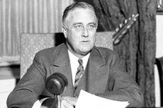 Biografi Tokoh Dunia: Franklin D Roosevelt, Presiden AS