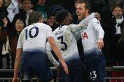 Hasil Liga Inggris, Man City ke Puncak, Tottenham Dekati Liverpool