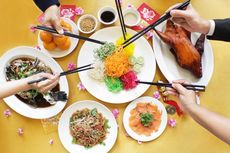Promo Makan Bersama Saat Imlek di Hotel-hotel Jakarta (2)