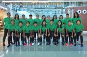 Jalani Kualifikasi Pra-Olimpiade, Timnas Sepak Bola Putri ke Myanmar