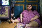 Tepat Sebulan, Berat Badan Gadis yang Hampir 2 Kuintal Itu Turun Drastis
