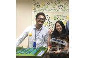 Panel Surya 'SMART' Antar Dua Mahasiswa UI ke Kompetisi Asia Pasifik