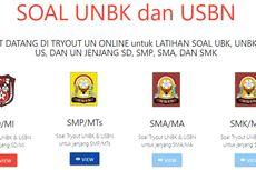Dinas Pendidikan DKI Jakarta Berikan Soal