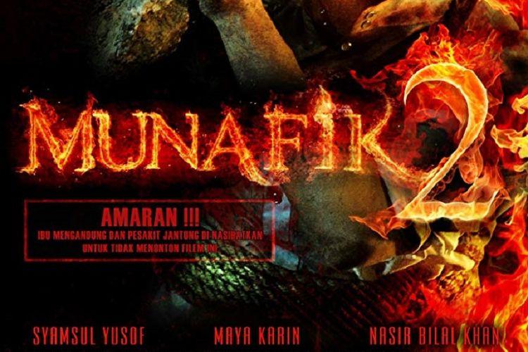 Film Terlaris Di Malaysia Munafik 2 Tayang Di Indonesia