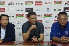 Arema FC Incar Pelatih Asing untuk Gantikan Milan Petrovic