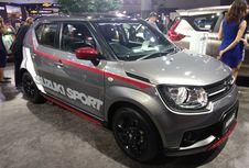 Suzuki Kini Punya Aksesori Sport Resmi