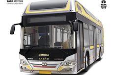 "25 Bus ""Hybrid"" Tata Bakal Beroperasi di Kampung Halaman"