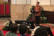 Silaturahim dengan Pemenang Pesparani, Jokowi Nilai Banyak Pelajaran dari Paduan Suara