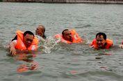 Pernah 'Nyebur', Wali Kota Jakut Pastikan Danau Sunter Aman untuk Berenang