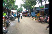 Warga Tewas Tertimpa Besi, Pedagang Pasar Rumput Keluhkan Sepinya Pengunjung