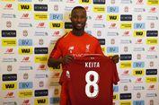 Gabung ke Liverpool, Naby Keita Dapat Nomor 8 'Warisan' Steven Gerrard