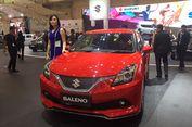 Suzuki Janji Percepat Waktu Tunggu Baleno Hatchback