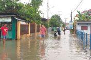 Diguyur Hujan Semalaman, Kota Palembang Dikepung Banjir