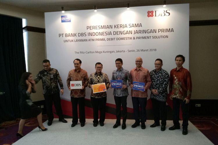 Kerja Sama Bank Dbs Indonesia Dengan Pt Rintis Sejahtera
