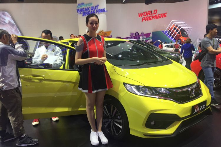 Honda Jazz di GIIAS 2018