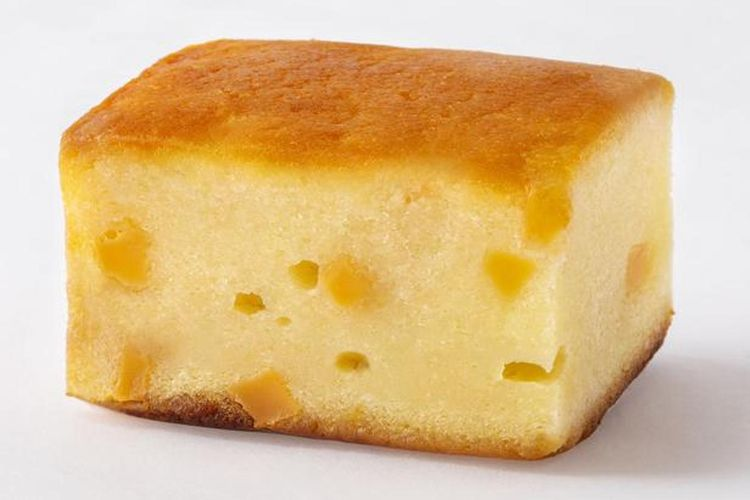 Cheese Gorogoro Cake