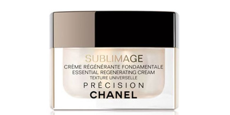 Chanel Precision Sublimage Serum Essential Regenerating Cream