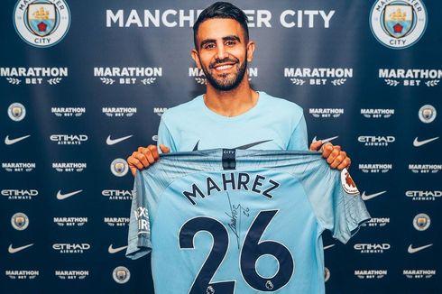 Trofi Liga Champions Jadi Alasan Riyad Mahrez ke Manchester City