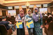 400 Siswa Siap Kuliah di Swedia