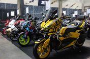 Orang Makassar Suka Modifikasi Motor untuk Harian