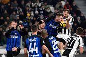 Hasil Derbi Italia, Juventus Vs Inter Milan Berakhir Tanpa Gol