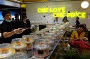 Wah, Sushi di Jakarta Ini Diburu Hingga 9.000 Orang dalam Sebulan