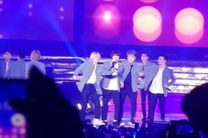 Konser di Jakarta, Super Junior Berbagi Nostalgia Masa Sekolah