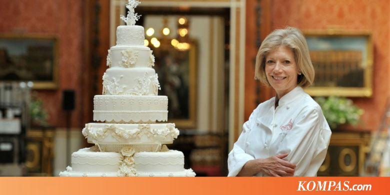 Harry Meghan Wedding Cake Breaks The Tradition Of Royal Wedding