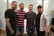 Boyzone Bersyukur Banyak Hal yang Membuat Mereka Menangis