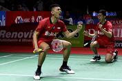 Fajar/Rian Kalahkan Juara Dunia, Indonesia Pastikan Dua Finalis