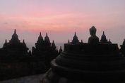 Menyambut Pagi Istimewa di Candi Borobudur