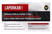 51 Tenaga Kerja asal China yang Menyalahi Aturan Dikeluarkan dari Aceh