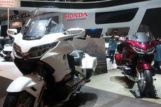 Motor Rp 1 Miliar Honda Sudah Dipesan 16 Unit di IIMS 2018