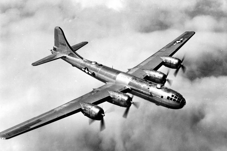 Pesawat B-29 Superfortress