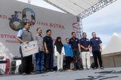 Astra Bagikan 6.000 Kaca Mata Gratis untuk Anak-anak Pulau Terluar RI