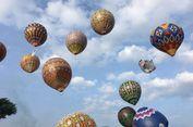 Kemenhub Ingatkan Publik Tak Terbangkan Balon Udara hingga Ancam Keselamatan Penerbangan