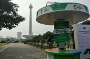 'Charging Station' Ponsel Bertenaga Surya Kini Tersedia di Monas dan Beberapa Wisata Jakarta