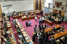 Komisi I Gelar Rapat Bersama Menhan dan TNI, Bahas Evaluasi Anggaran 2017