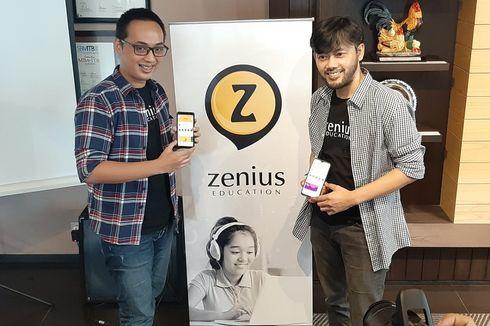 Pengalaman Belajar Belum Menyenangkan, Zenius Rilis Aplikasi